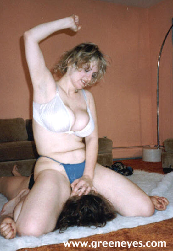 Male Female Mixed Wrestling 83